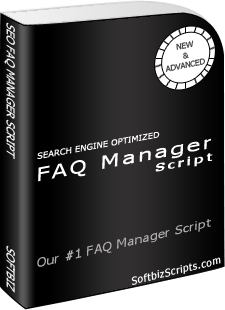 SEO FAQ Software (PHP FAQ Script)