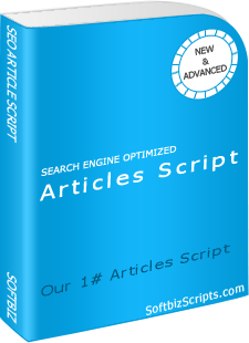 Article Directory Software - Article Directory Script
