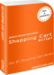 PHP shopping cart software